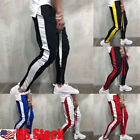 Men's Track Pants Casual Sports Jogging Bottoms Joggers Gym Sweats Trousers USA