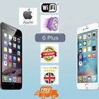 iPhone 6 Plus + Unlocked Factory Sealed Apple All Colours Grey Gold Silver New*
