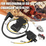More images of NEW OEM Ignition Coil Module Kit For Husqvarna 61 66 162 266 Chainsaw 501516201