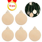 Wooden Ornaments Hanging Embellishments Decorations for Christmas Party Birthday