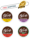 McCafe Keurig K-cup Coffee Pick Premium , Decaf , French Roast , Breakfast Blend