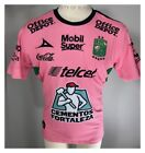 Внешний вид - Pirma Leon FC 2018 Cancer Awareness Jersey-Official 2018 Leon FC Jersey