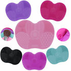 Внешний вид - Silicone Makeup Brush Cleaner Pad Washing Scrubber Board Cleaning Mat Hand Tool