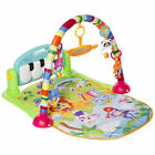 3 in 1 Baby Kick Lay Play Piano Tropical Play Mat Toddler Fitness Gym/Arch Mat