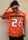 Sean Taylor #26 Miami Hurricanes College Football Redskins NEW JERSEY Throwback