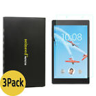 "{1-3 Pack} SOINEED® Lenovo Tab 4 8 (8.0"") Tempered Glass Screen Protector Saver"