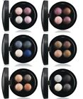 MAC COSMETICS 4 EYESHADOW PALETTE OMBRETTI Satin NEW  Mineralize Makeup Occhi