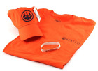Men's Beretta Cap & T-shirt Combo (Orange/Orange)Shirts & Tops - 177874