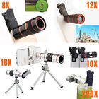 Optical Camera Lens Zoom HD Telephoto Suitable For iPhone Samsung Smart Phone US