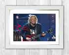 Jo Walsh The Eagles (2) A4 reproduction signed poster. Choice of frame.