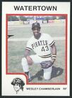 1987 ProCards Watertown Pirates Minor League Baseball card - Pick your player