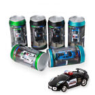 Coke Can Car Mini Speed RC Radio Remote Control Police light Racing Kids Gift AU $16.48  on eBay