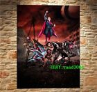 """Justice League Poster Painting HD print art home deco painting on canvas 16x24"""""""