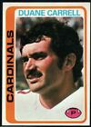 1978 Topps Football - Pick A Player - Cards 201-400