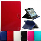 "Leather Stand Case Cover For 7"" Inch Samsung iPad Lenovo ASUS LG RCA Acer Pad PC comprar usado  Enviando para Brazil"