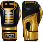 Внешний вид - Ringside Boxing Apex Fitness Bag Gloves - Gold/Black