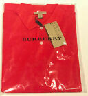 BURBERRY BRIT MEN S SHIRT POLO SHORT SLEEVE CHECK PLACKET CASUAL S,M,L,XL,XXL <br/> HOLIDAY SALE BUY 1, GET 1 AT 8% OFF (add 2 to cart)