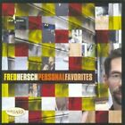 FRED HERSCH - PERSONAL FAVORITES NEW CD