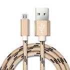 C037 C30E Micro Nylon USB Fast Charging Cable Cord Fast Charge Charging Cable