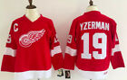 NWT Steve Yzerman Detroit Red Wings Jersey CCM Vintage Throwback M L XL XXL NHL