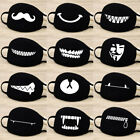 Kyпить Adult Unisex Black Anti-Dust Cotton Mouth Face Mask Half Masks Cycling Outdoor на еВаy.соm