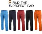 Dwyers & Co Mens Motion Pro Golf Trousers Winter Thermal Lined Pant 60% OFF RRP