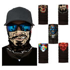 Motorcycle Cycling Head Neck Scarf Warmer Skiing Face Mask Hat Cap Balaclava MN