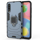 For Samsung Galaxy A10S A20S A70 A50 A30 A20 Case Rugged Armor Ring Stand Cover
