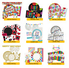 General BIRTHDAY PARTY Event RANGES Tableware Balloons Banners & Decorations(1C)