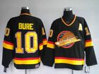 NWT Pavel Bure Vancouver Canucks NHL Jersey CCM Vintage Throwback M L XL 2X 3X