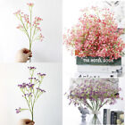 Home Wedding Decor Artificial Fake Baby's Breath Gypsophila Silk Flowers Bouquet, used for sale  Shipping to Canada