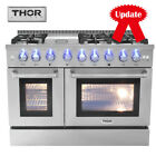 "48"" Thor Kitchen Cooking Gas Range Stoves & Dishwasher &Range Hood &Wine Cooler photo"