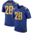 Melvin Gordon III Los Angeles Chargers Nike Men's Royal Color Rush Legend Jersey $69.95 USD on eBay