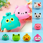 Mini Animal Pouch Coin Bag Silicone Change Wallet Lovely Purse Fashion Storage