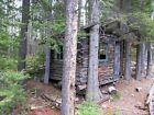 Montana Gold Mine Silver Mining Claim Huge Tailings of Ore + Cabin on Site