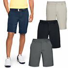 Under Armour Mens 2019 EU Tech Stretch Soft Fitted Golf Shorts