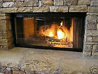 """Fireplace Doors For Majestic (CMF) Brand Fireplaces (42"""" Set)"""