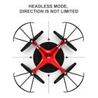 Wireless Remote Control Drone Quadcopter With HD Camera Video Aerial Aircraft WQ