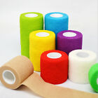 1Roll Waterproof Bandage Wraps Stretch Self Adhesive Medical Tape Body Protector