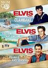 Clambake / Follow that Dream / Frankie and Johnny Triple Feature Elvis Set