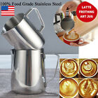 US Stainless Steel Beer Mug Coffee Cup Tea Double Wall Camping Drinking Cup