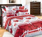 100% Mingling Provence Bedding SET Quilt Duvet Cover Bedding TWIN/ FULL/ QUEEN