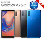 Samsung Galaxy A7 2018 Sm-a750f - 64gb- Ds Unlocked Smartphone Brand New Sealed