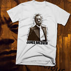 James Baldwin T-Shirt Black History Month African Civil Rights Activist New tee image