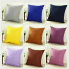 "Pillowcase Home Couch Sofa Decor Throw Pillow Cover Case Cushion Size 16"" 18"""