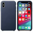 Original Design iPhone Xs, Xs Max, XR Protective Leather Case Cover, Lightweight