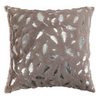 "1/2pcs 18"" Soft Faux Fur Velvet Throw Pillow Case Cushion Sofa Bed Cover Square"