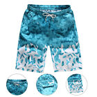 US Fast Summer Men's Boardshorts Surf Beach Shorts Swim Wear Sports Trunk Pants