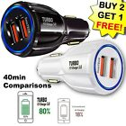 Внешний вид - USB Fast Quick CAR Charger Adapter (16W / 5,9,12V / 3.1A) for Android or iPhone