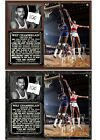 Wilt Chamberlain Philadelphia 76ers Photo Plaque on eBay